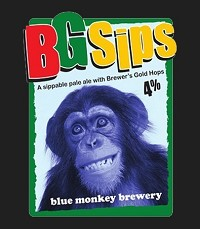 Blue Monkey - BG Sips